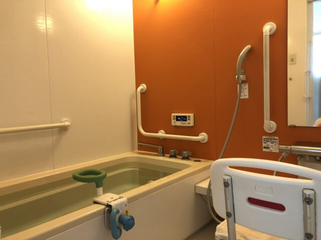 介護施設のお風呂