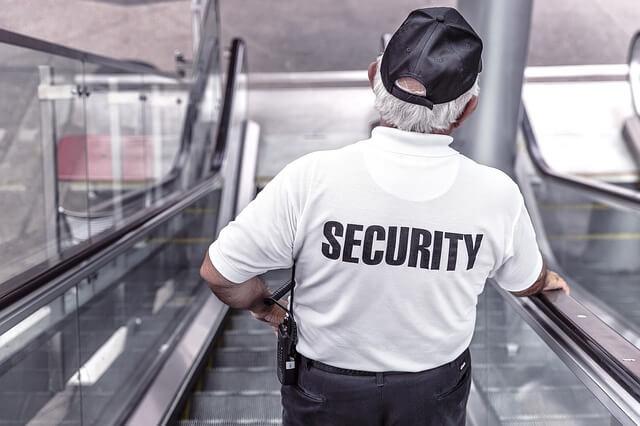 施設警備のイメージ画像